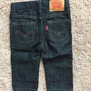 Levi's Bottoms - NWOT! Baby boys Levi's 514 jeans